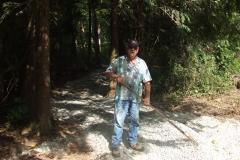 Trailhead improvements