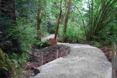 Hinch Trail renovation